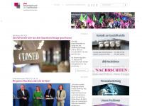 dbb-hessen.de Webseite Vorschau