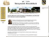 dbbc-kg.de Webseite Vorschau