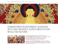 diamantweg-buddhismus.de
