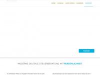 dbo-steuerberatung.de Webseite Vorschau