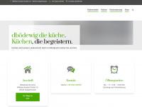 dboedewig.de Webseite Vorschau