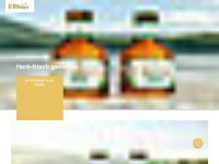 bitburger.de Webseite Vorschau