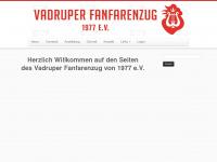 vadruper-fanfarenzug.de