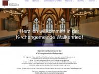kirchengemeinde-walkenried.de Webseite Vorschau