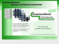doormann-containerdienst.de Thumbnail