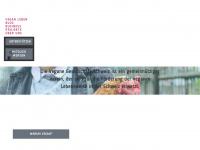 vegan.ch Webseite Vorschau