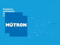 muetron.de Webseite Vorschau
