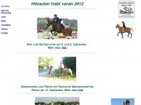 Hitzacker-trabt-voran.de