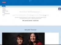blaeserjugend.de Webseite Vorschau