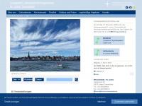 kirche-travemuende.de Webseite Vorschau