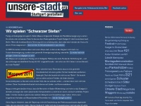 unsere-stadt.org Thumbnail