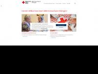 kvkitzingen.brk.de Webseite Vorschau
