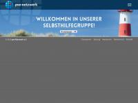 pxe-netzwerk.de Webseite Vorschau