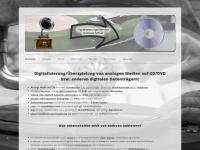 digitalisierungs-service.de Webseite Vorschau