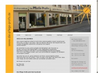 die-pflege-profis.de Webseite Vorschau
