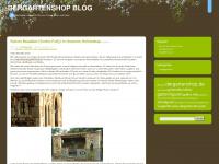 dergartenshop.wordpress.com Webseite Vorschau