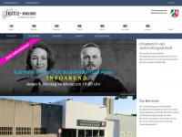 jva-bielefeld-brackwede.nrw.de Webseite Vorschau