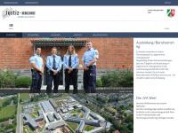 jva-werl.nrw.de Webseite Vorschau