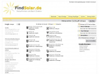 findsolar.de