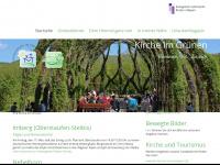 kircheimgruenen.de Webseite Vorschau