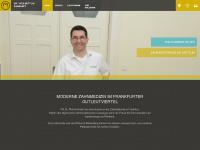 dr-mettlin.de Webseite Vorschau