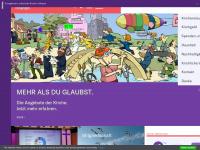 kirche-und-geld.de Webseite Vorschau
