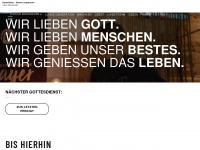 kirchefueroberberg.de Webseite Vorschau