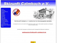 skizunft-calmbach.de