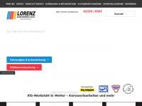 lorenz-kfz.com