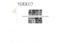 10kx07.de Webseite Vorschau
