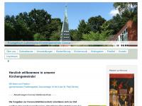 kirchengemeinde.cismar.de Webseite Vorschau