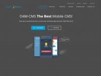 o4m-cms.de Webseite Vorschau