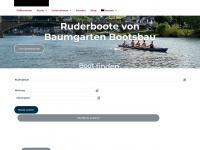 baumgarten-bootsbau.de Webseite Vorschau