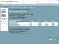 die-hockey-ergebnisse.com