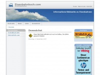eisenbahnbuch.com
