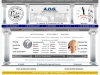 1ahaushälterin.de Webseite Vorschau