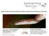 reptilienauffangstation.de