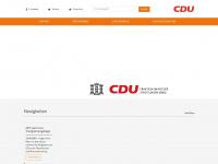 cdu-lingen.de Webseite Vorschau