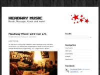 headwaymusic.de