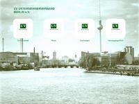uv-berlin.de Webseite Vorschau
