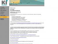 ki-consult.de Webseite Vorschau