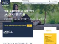 akademiestrasse.vbs.ac.at Webseite Vorschau