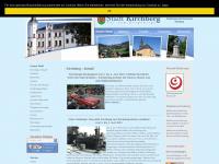 kirchberg.de Webseite Vorschau