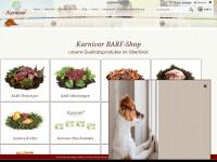 kv-shop.de Webseite Vorschau