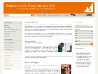 arbeitskreis-gesundheit.de