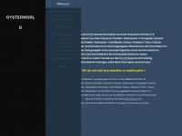 oysterworld.de Webseite Vorschau