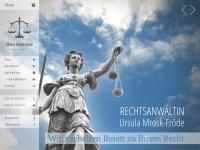 ra-mrosk-froede.de Webseite Vorschau
