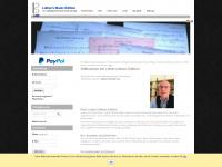 lothars-music-edition.com Webseite Vorschau