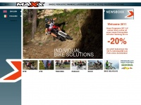 maxx.de Webseite Vorschau