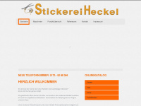 stickerei-heckel.de
